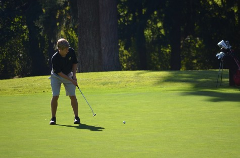 This month in sports: Boys Golf