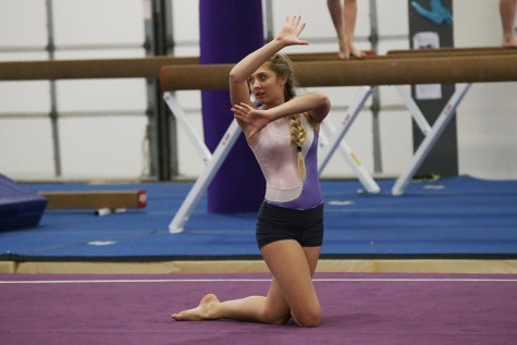 Gymnastics starts brand new season under new coach