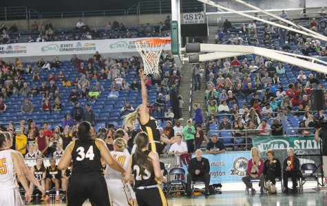 Gallery: Girl's Basketball comes in second at state tournament