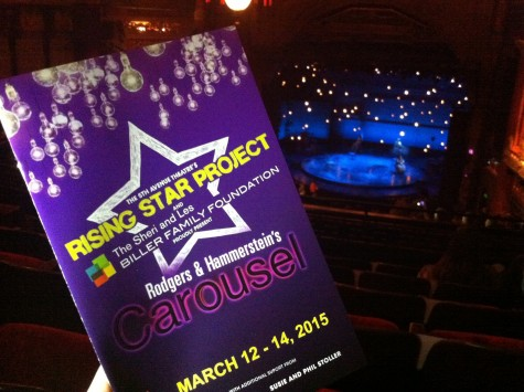 The Rising Star Project's Carousel ran for two nights. While it costs the theater about $3,000 per student, tuition is free and the program is run entirely by donations.
