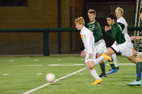 Boys soccer sets high goals for new season