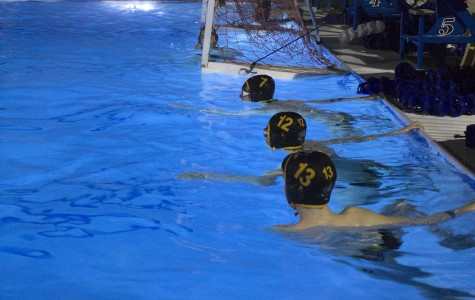 Water Polo continues to improve their fundamentals