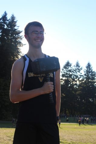 Hammer forges unity in cross country team