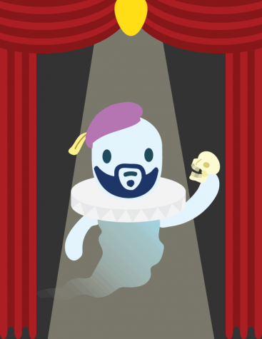Theater Ghost Haunts Performance Students
