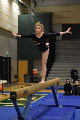 Gymnastics reflects on a difficult season