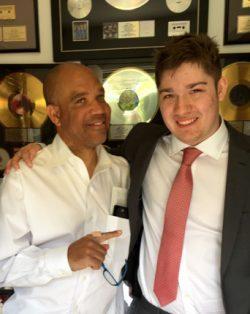 Senior enters music industry