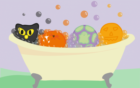 Lush Halloween line review