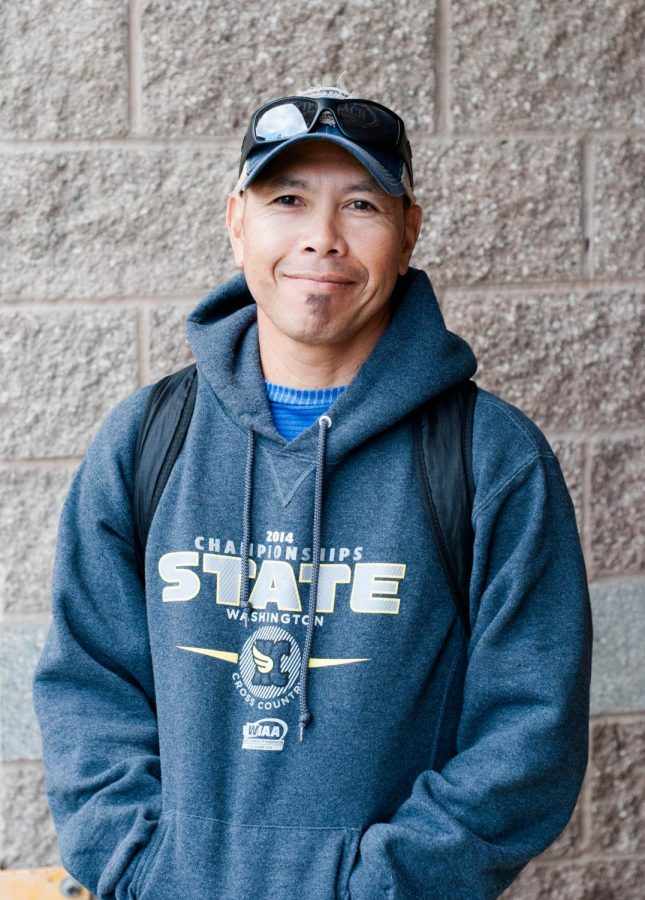 New head cross country coach helps run the show