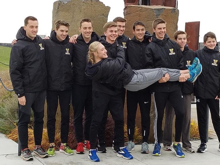 Cross country takes state meet in stride