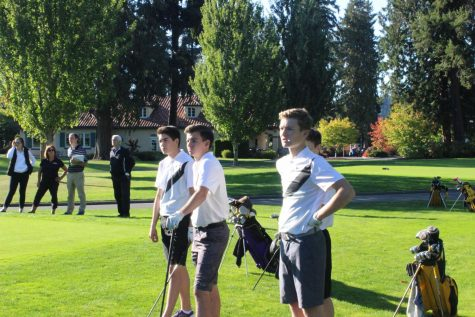 Sports recap: boys golf