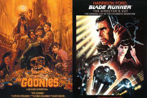 Iconic 80s movie masterpieces