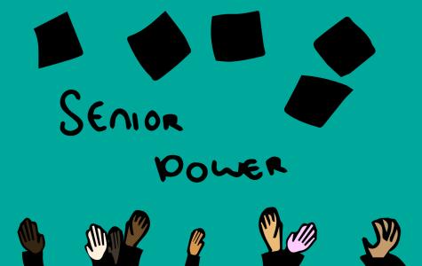 Senior power cheer promotes class unity