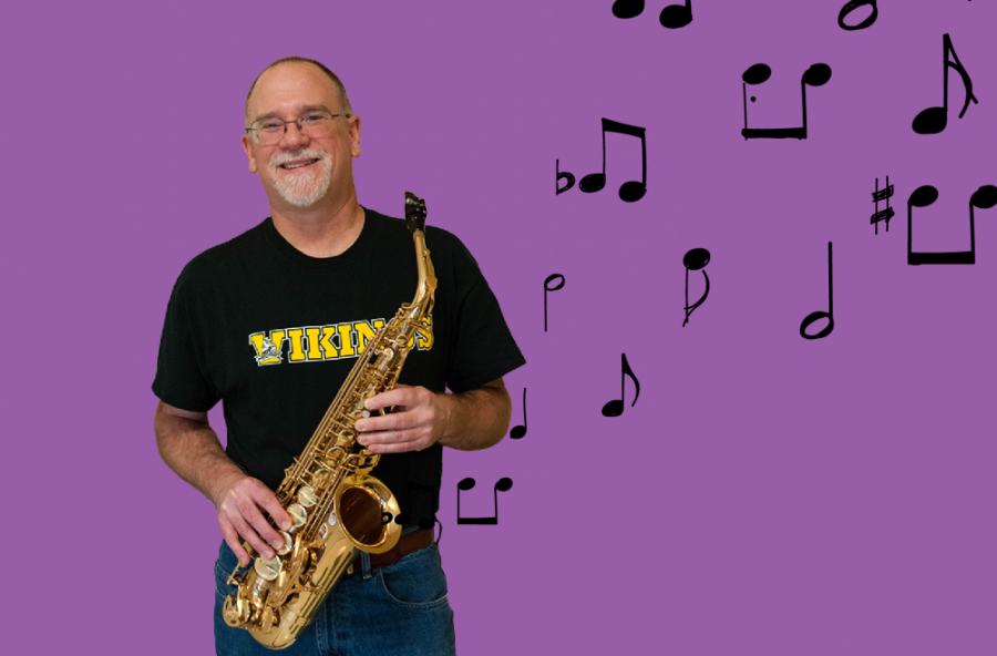 Band instructor officially joins music program