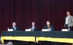 Principal finalists speak at community forum