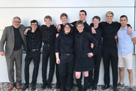Band members perform at WMEA State Solo and Ensemble competition