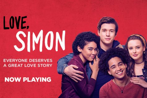 """Love, Simon"" comes out on top"