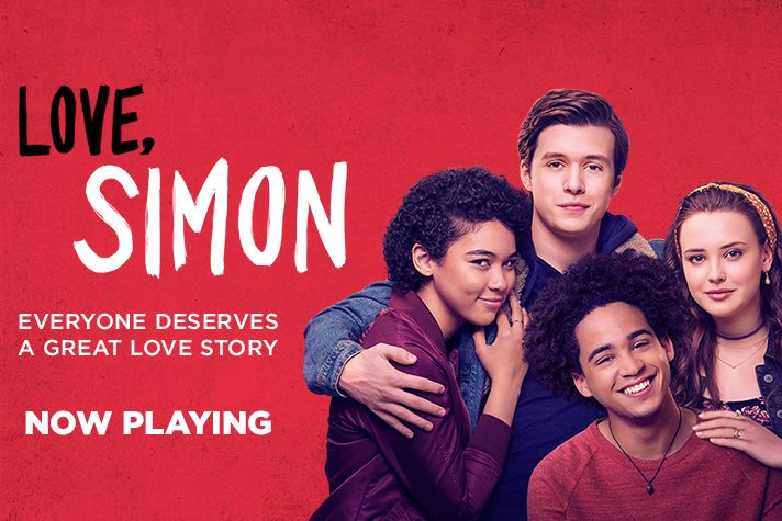 """""""Love, Simon"""" comes out on top"""