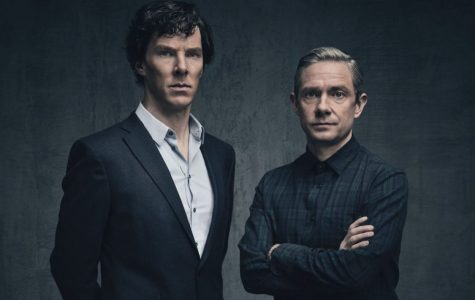 "Benedict Cumberbatch and Martin Freeman star as Sherlock Holmes and Dr. John Watson in the award-winning BBC show ""Sherlock."" The series was created by Steven Moffat and Mark Gatiss in 2010, with its most recent season released in 2017; due to the escalated popularity of the lead actors, however, it is uncertain when – or even if – the show will be continued."