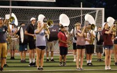 Band prepares to march into a new season