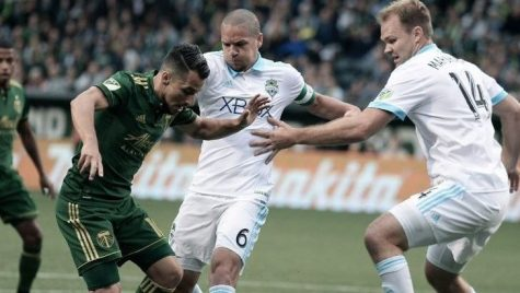 Own goal vaults Sounders above the red line on the race for playoff contention