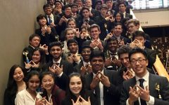 DECA starts competition season strong, despite smaller numbers
