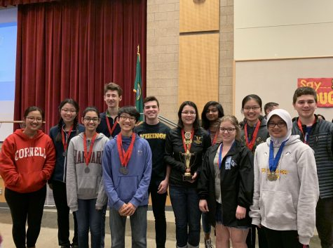Science Olympiad places second and ninth at Invitational