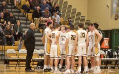 Boys basketball falls short of state tourney