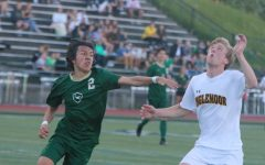 Soccer rattles off three games en route to state
