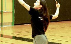 Girls badminton celebrates comraderie
