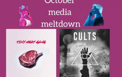 October media meltdown