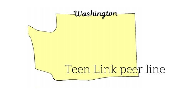 Teen Link: anonymous peer line