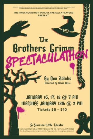 Valhalla Players retell Grimm's fairytales