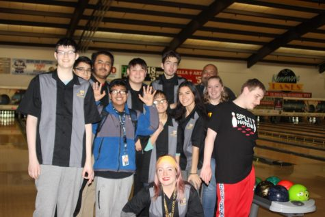 Unified bowling wraps up their season