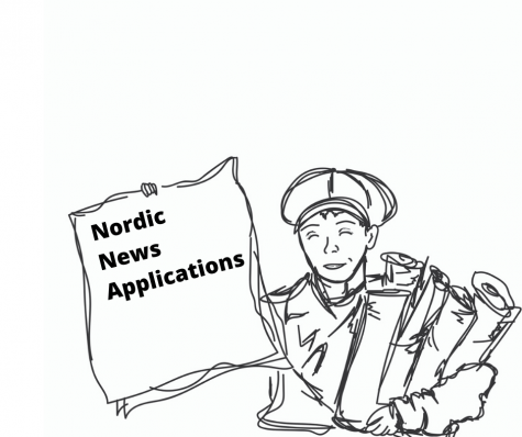 Nordic applications for 2020-2021 schoolyear