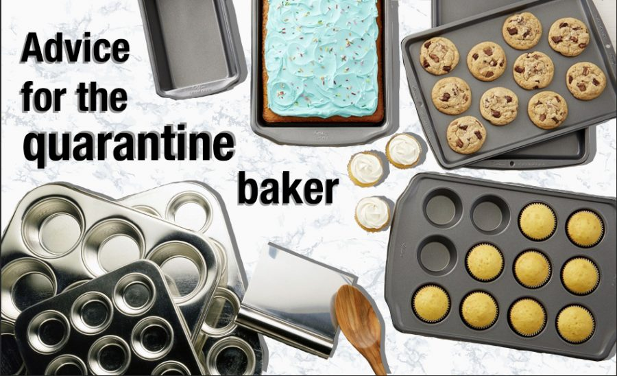 A pinch of knowledge for baking enthusiasts