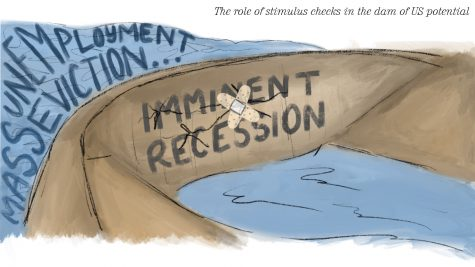 Stimulus checks provide a band-aid solution to larger problem