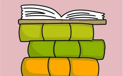 Updates made to the Inglemoor library system provide helpful resources for online learning. Art by Hope Rasa.
