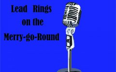 """Two weeks ago,  Inglemoor's Valhalla players presented """"Lead Rings on the Merry-go-Round."""" This was the first of several virtual shows that they plan on presenting this year. Art by Rory Knettles."""