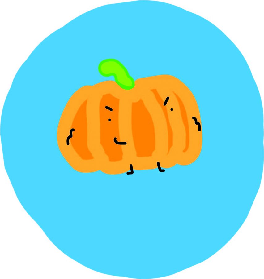 Welcome to Cheekys first annual squash beauty pageant! Art by Mimi Avalos
