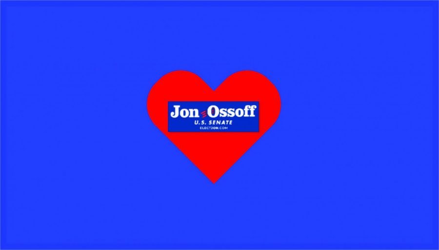 Yes Please, Jon Ossoff