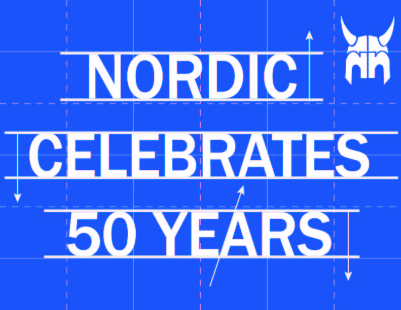 This year marks the anniversary of half a century of Nordic News. Follow the paper's evolution from it's start, in 1971, to the current age through the eyes of it's staff members, both present and past. Art by Minita Layal.