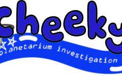 Cheeky: Planetarium Investigation Files. Art by Jana Dimikj and Kellen Hoard.