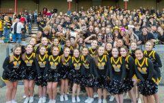 Inglemoor High School Football on September 20, 2019 in Kenmore WA, USA.  Photo credit: Jason Tanaka